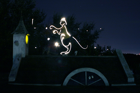 Кадр с анимационного воркшопа в Киеве