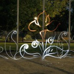 Фризлайт-фотостудия в Парке Горького