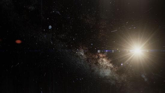 кадр из промо-ролика Фестиваля науки 2012