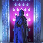 Практикум по фризлайту на Ночь музеев в Царицыно